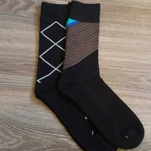 Other - 2 Pair of New Soft Bamboo Mens Socks